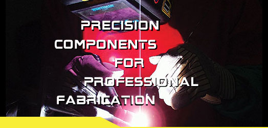 Precision components for professional fabrication